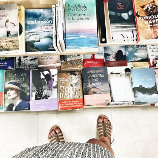 En librairie !
