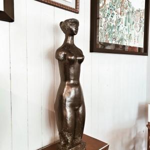 Une expo d'art moderne : Volti