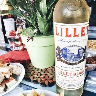 Apero time : it's Lillet o'clock