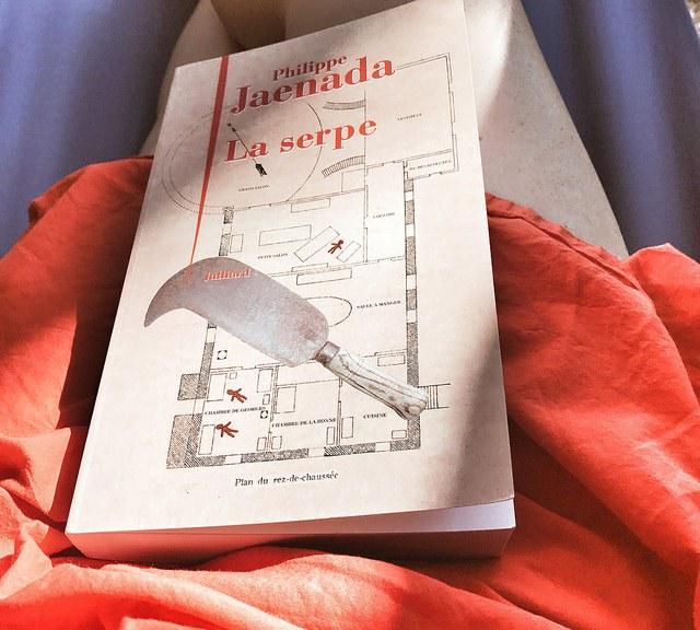 La Serpe, de Philippe Jaenada