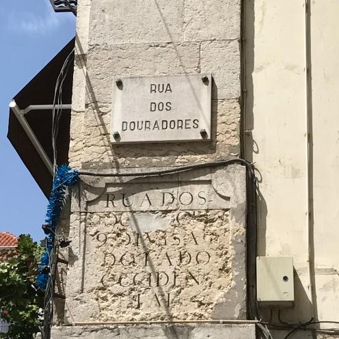 Rua dos Douradores