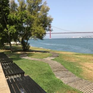 Jardim do rio