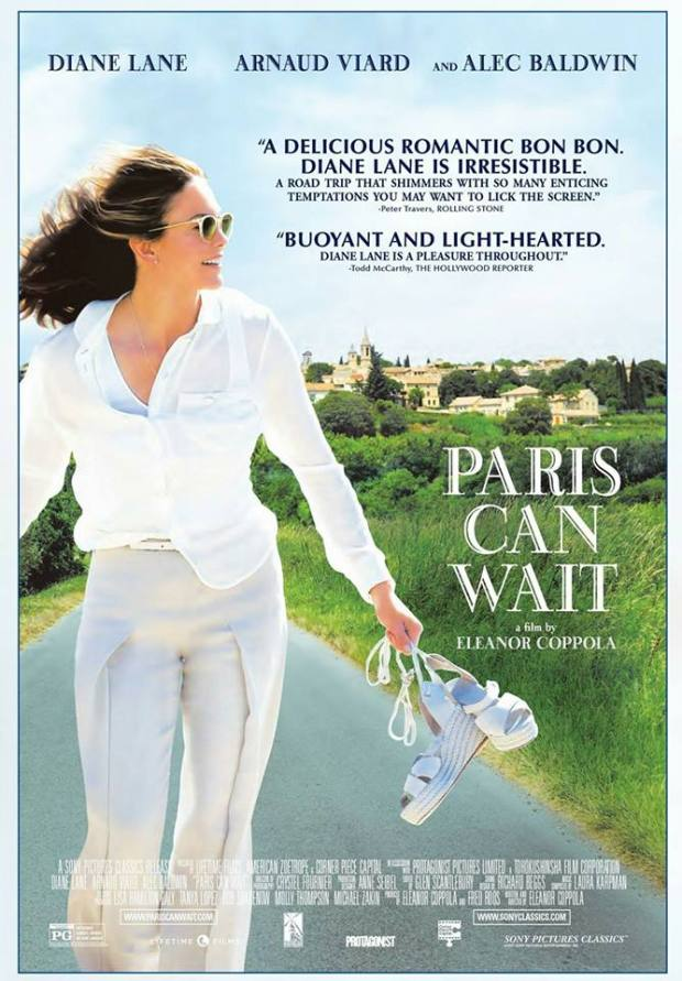 Paris can wait, d'Eleanor Coppola