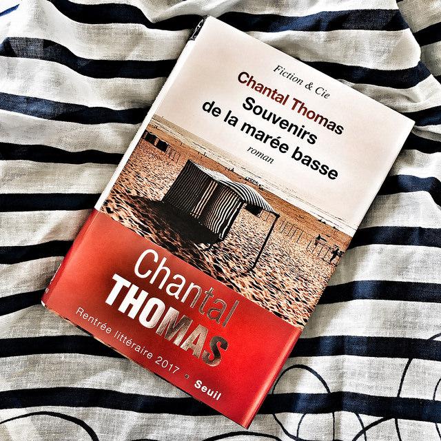 Souvenirs de la marée basse, de Chantal Thomas