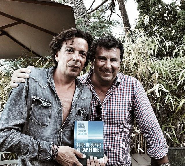 Guide de survie au Cap-Ferret, de Pascal Bataille et Christian Moguérou