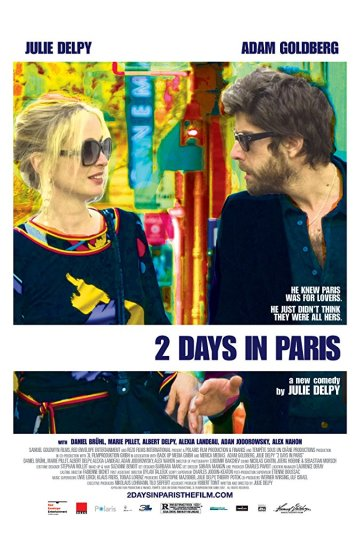 Two days in Paris, de Julie Delpy