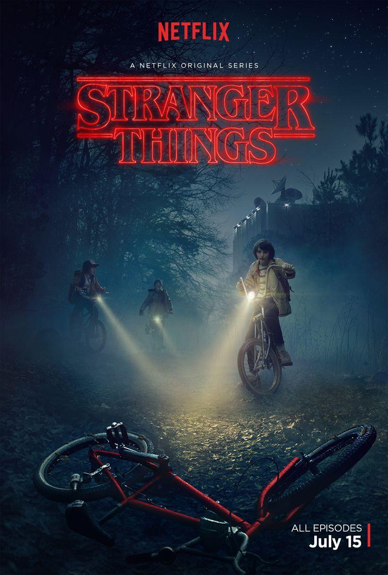 Stranger Things, de Matt et Ross Duffer