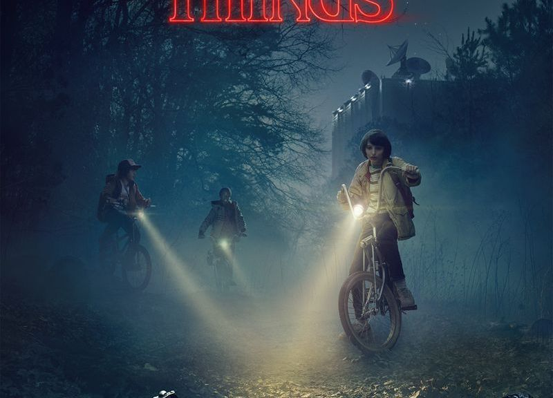 Stranger Things, de Matt et Ross Duffer