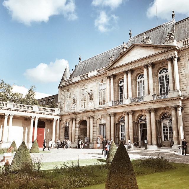 Les Archives Nationales - Hôtel de Soubise