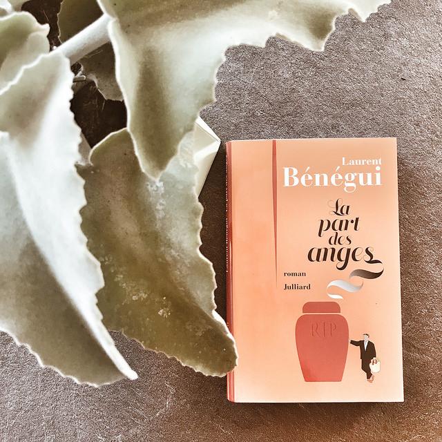 La Part des anges, de Laurent Bénégui