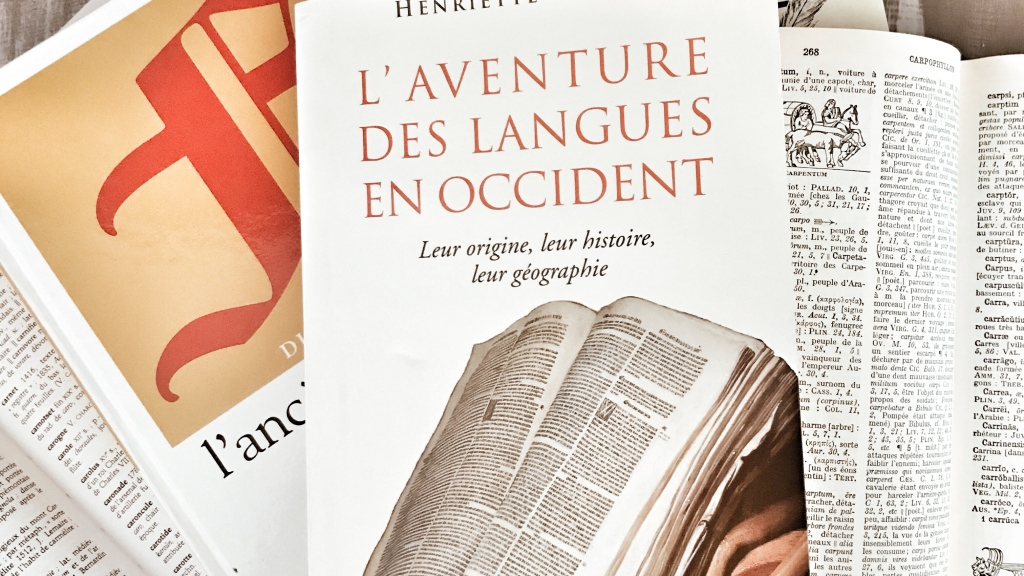 L'Aventure des langues en Occident, d'Henriette Walter