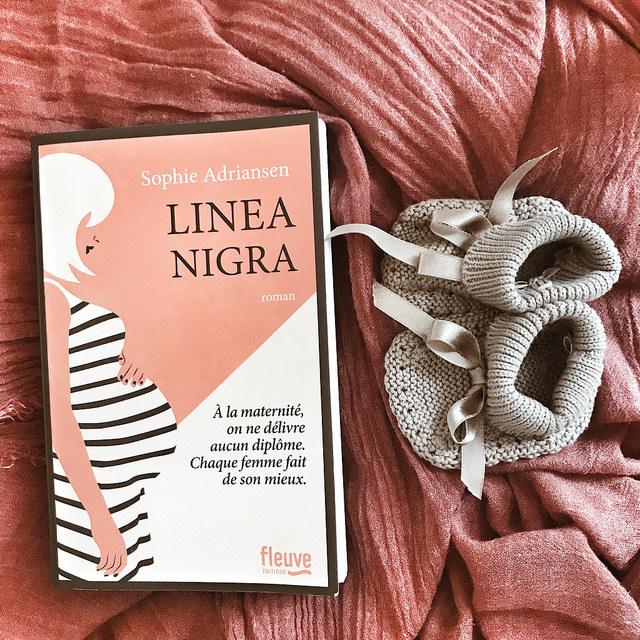 Linea nigra, de Sophie Adriansen
