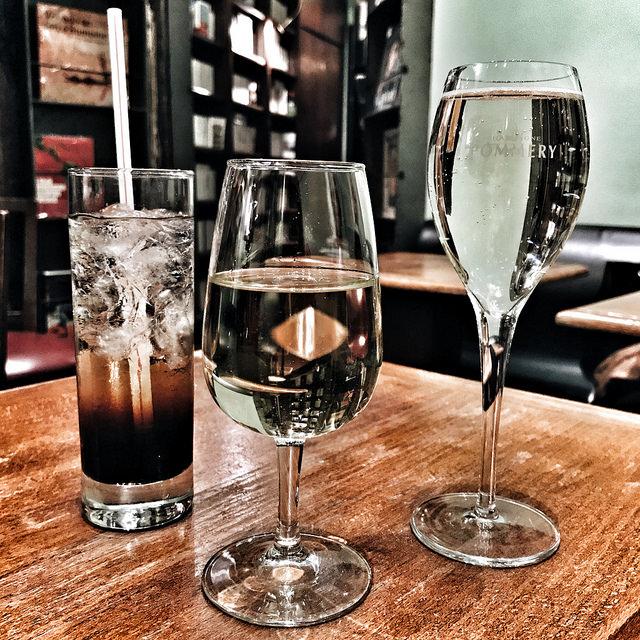La Belle Hortense - boire