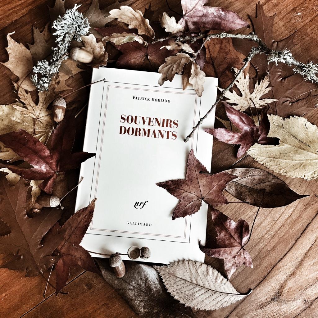 Souvenirs dormants, de Patrick Modiano