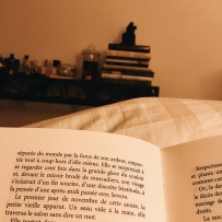 Lire au lit