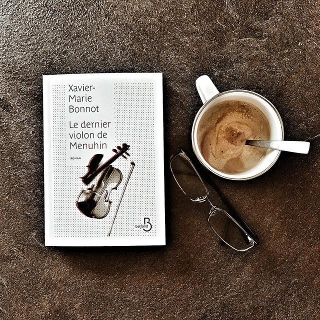 Le Dernier Violon de Menuhin, de Xavier-Marie Bonnot