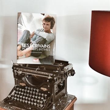 Les écrivains, portraits intimes