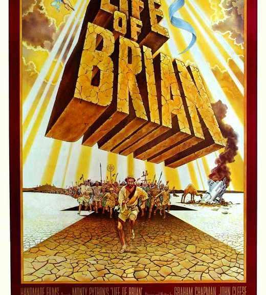 Monty Python's life of Brian, de Terry Jones