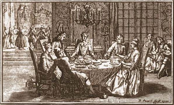 Nouveau recueil de chansons choisies, 1723 (Fonds Ancien de la Bibliothèque de Grasse)