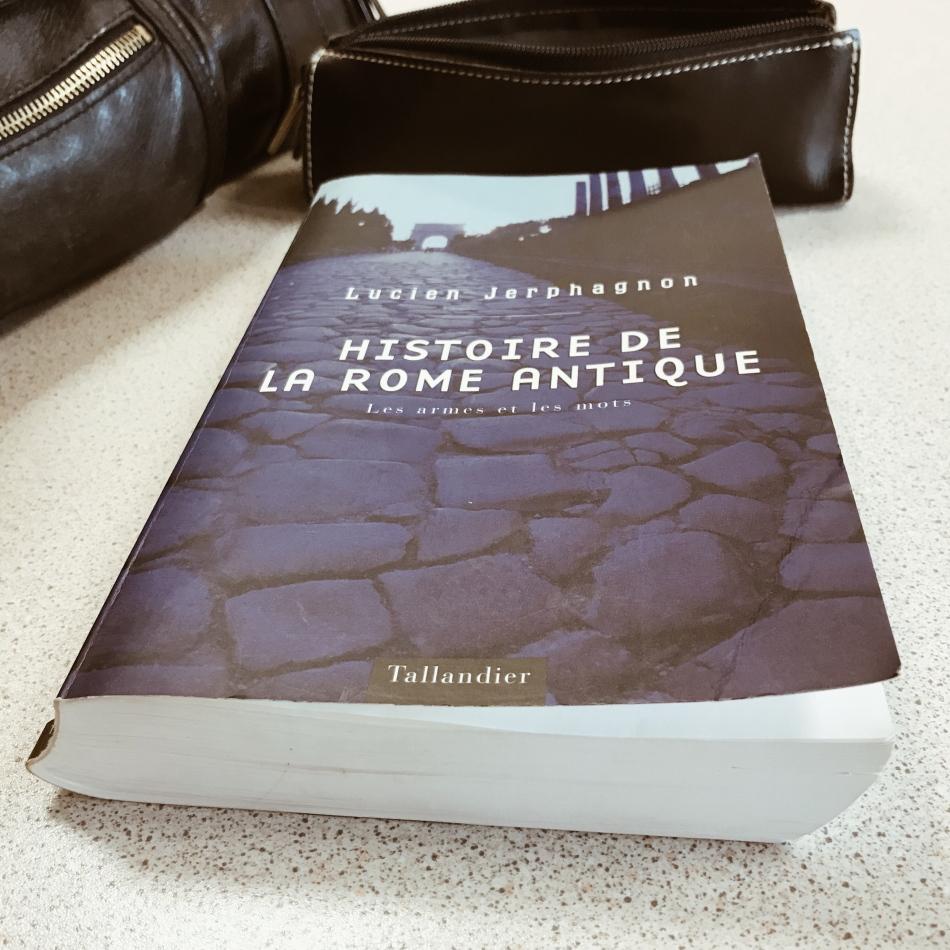 Histoire de la Rome Antique, de Lucien Jerphagnon