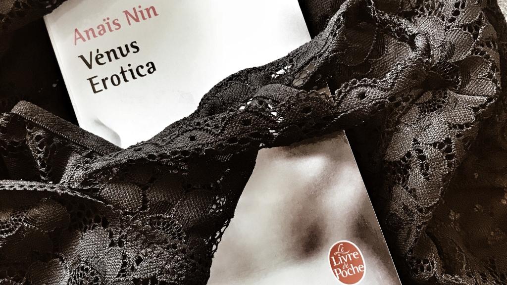 Vénus Erotica, d'Anaïs Nin