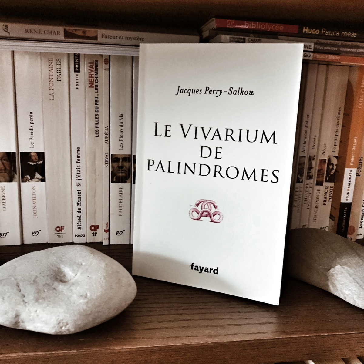 Le vivarium de Palindromes, de Jacques Perry-Salkow