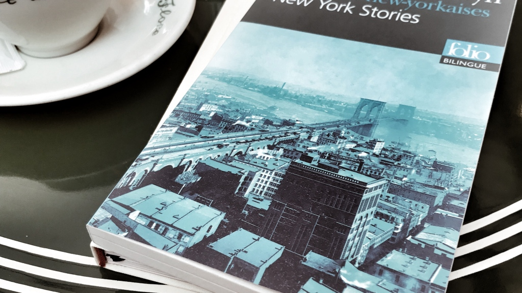 New York Stories, F. S. Fitzgerald, H. Miller, J. Charyn
