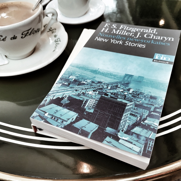 New York Stories, F. S. Fitzgerald, H. Miller, J. Charyn