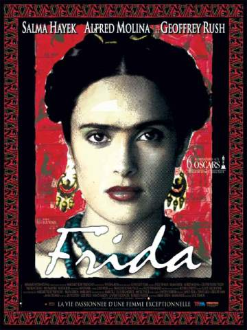 Frida, de Julie Taymor