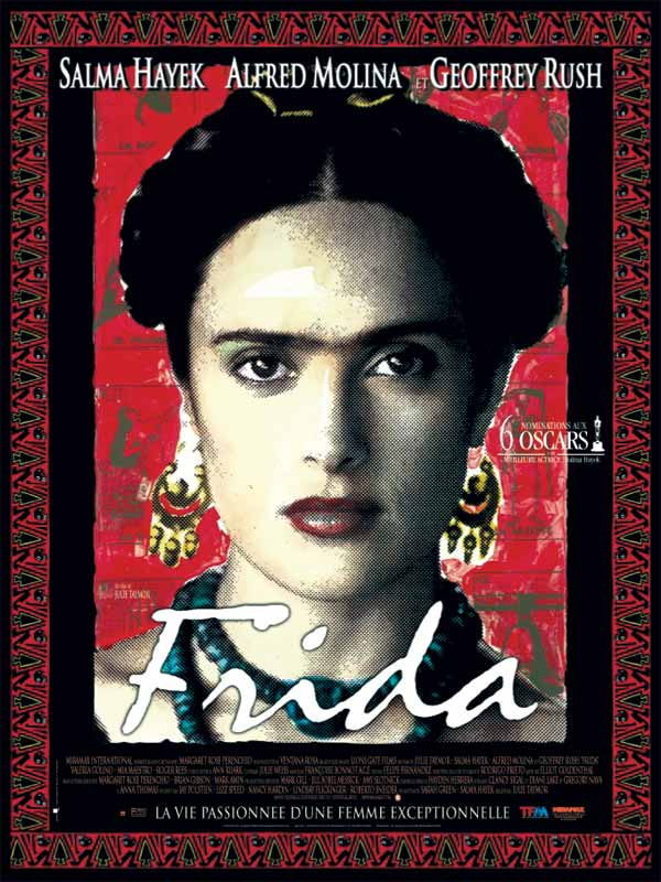 Frida, de Julie Taymor