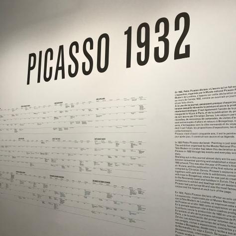 Picasso 1932