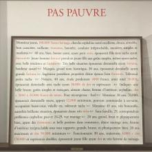 Sophie Calle - Le chasseur français, 2017