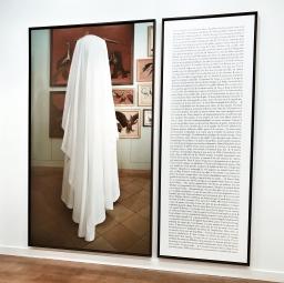 Exposition Sophie Calle au musée de la chasse