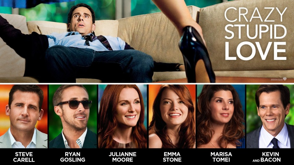 Crazy, Stupid, Love de Glenn Ficara et John Requa