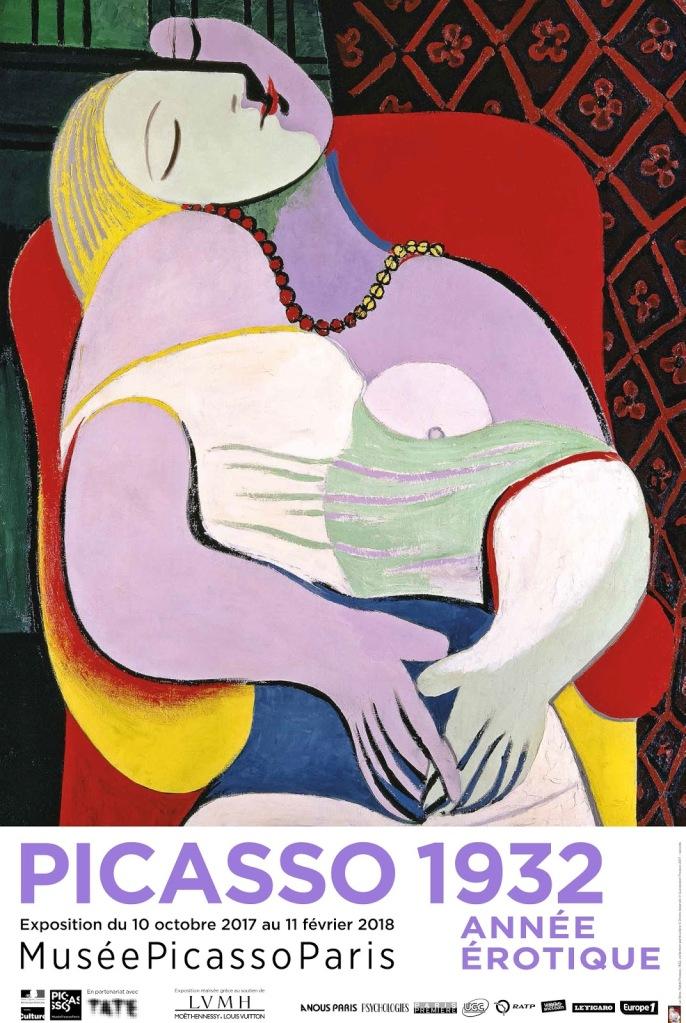 Picasso 1932, année érotique au musée Picasso