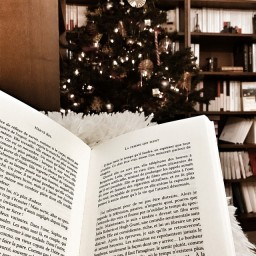 lire au pied du sapin