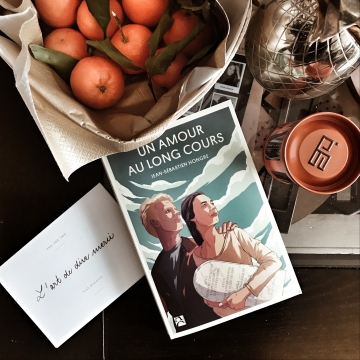 Un amour au long cours, de Jean-Sébastien Hongre