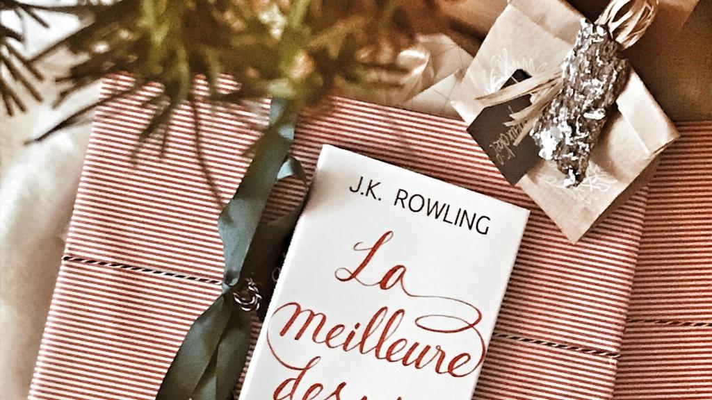 La meilleure des vies, de J. K. Rowling