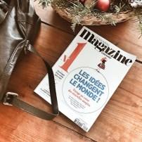 Un nouveau magazine littéraire