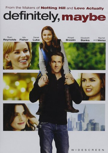 Definitely, Maybe d'Adam Brooks