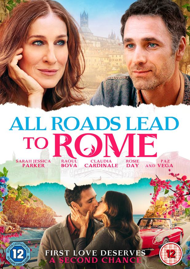 Tous les chemins mènent à Rome, d'Ella Lemhagen