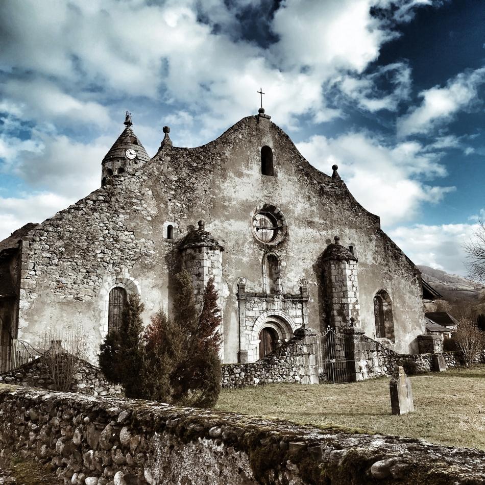 Chapelle abandonnée