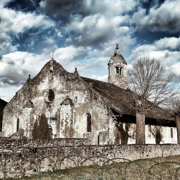 Chapelle de Luzenac