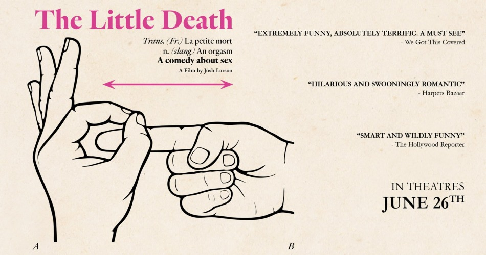The little death (if you love me) de Josh Lawson