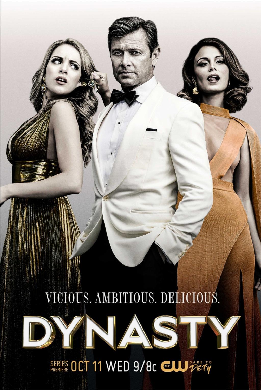 Dynasty (le reboot) de Josh Schwartz, Stephanie Savage et Sallie Patrick