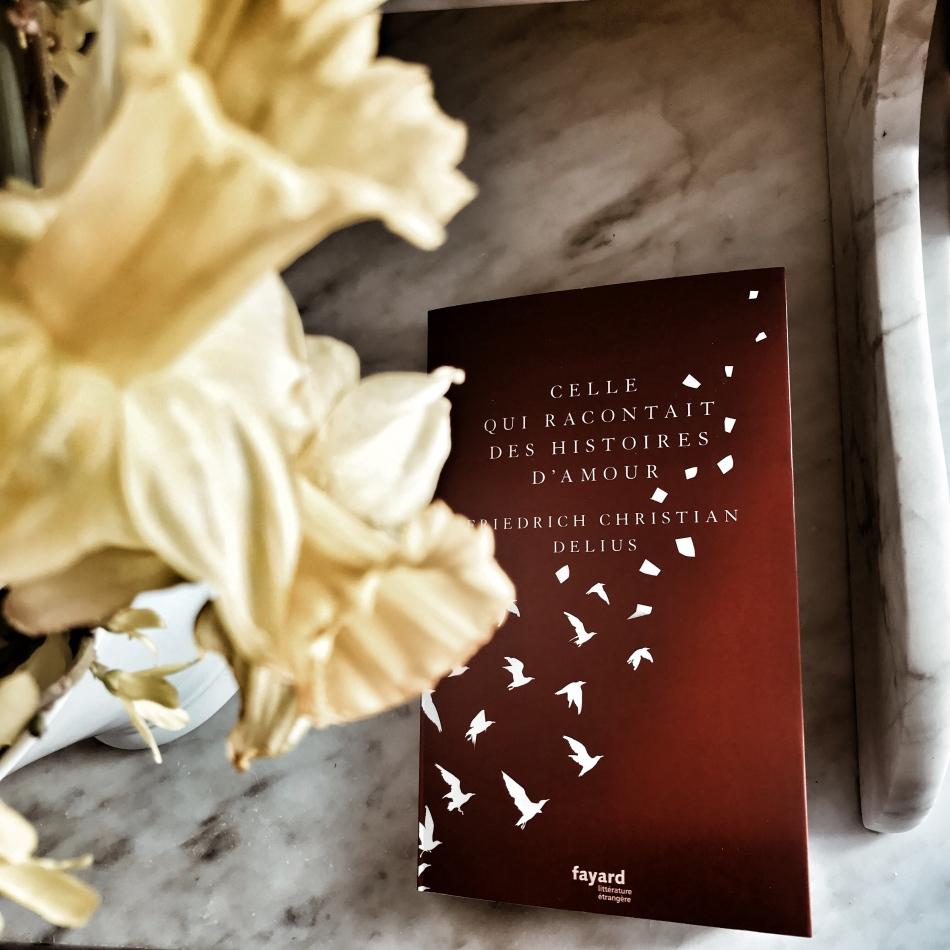 Celle qui racontait des histoires d'amour, de Friedrich Christian Delius
