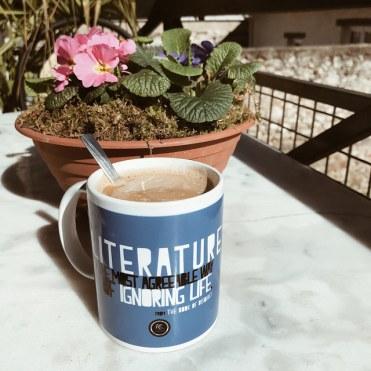 Un café au soleil