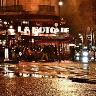 Montparnasse by night