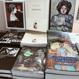 Livres, auteurs et lecteurs