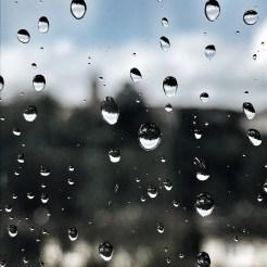 Giboulées de pluie